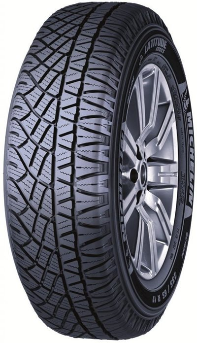 MICHELIN 205/70 R 15 100H LATITUDE_CROSS XL MICHELIN CC2(71) Osobní, SUV,4x4 a Off-road Letní