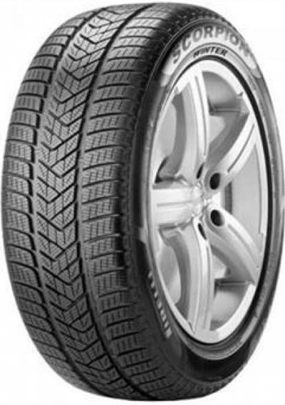 PIRELLI 245/65 R17 111H SCORPION WINTER TL XL RB M+S 3PMSF ECO CC2 72dB Osobní, SUV,4x4 a Off road Zimní