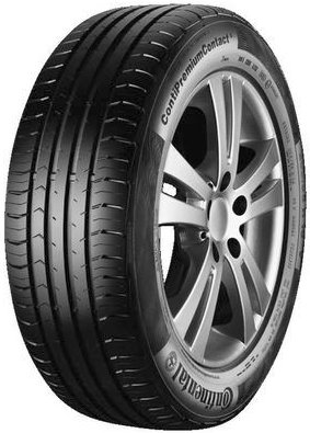CONTINENTAL 225/65 R17 102V CONTIPREMIUMCONTACT 5 SUV BA2 71dB Osobní, SUV,4x4 a Off road Letní