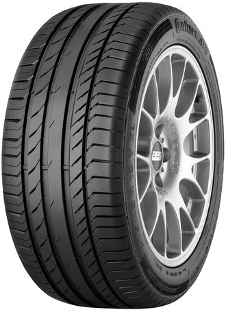 CONTINENTAL 275/55 R19 111W CONTISPORTCONTACT 5 SUV TL FR EA2 72dB Osobní, SUV,4x4 a Off road Letní