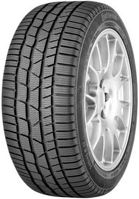 CONTINENTAL 215/60 R 17 96H CONTIWINTERCONTACT_TS830P TL MO M+S 3PMSF CONTINENTAL EC2(72) Osobní a SUV Zimní