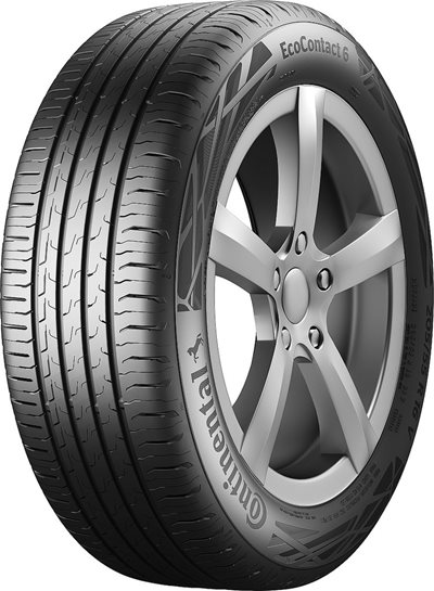 CONTINENTAL 215/60 R 16 95W ECOCONTACT_6 TL CONTINENTAL AA2(71) Osobní a SUV Letní